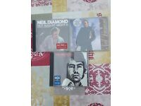3 Neil Diamond CDs - £10