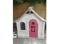 Childs Playhouse made by Step2