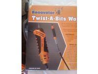 Twist a saw