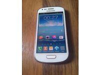 Samsung Galaxy S3 Mini, Unlocked and New!!!
