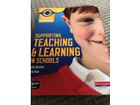 Supporting teaching and learning in schools