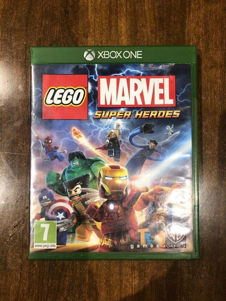 Lego Marvel Super Heroes Xbox One In Maidenhead Berkshire