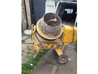 Cement mixer 110volt