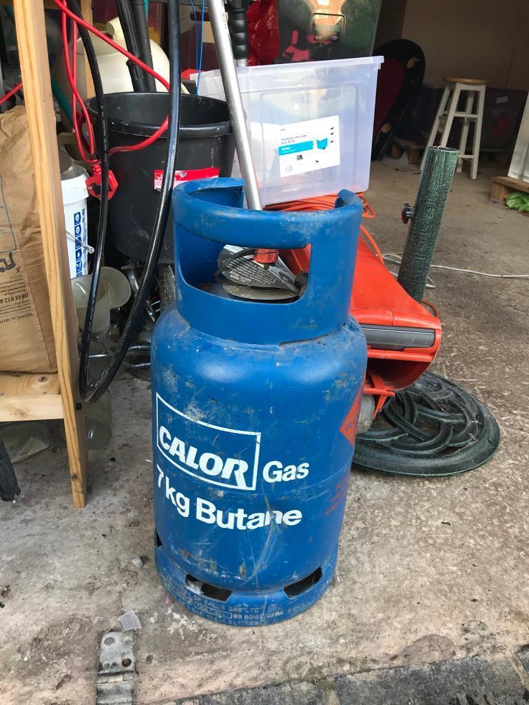 Calor Gas 7kg butane bottle caravan size | in Hucknall ...