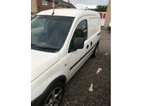 Vauxhall combo may swap