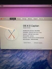 MacBook Pro 13' (Read Description)