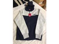 Northface and EA7 men's tracksuits