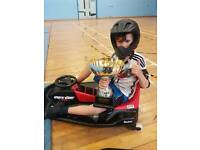 Crazy cart racing