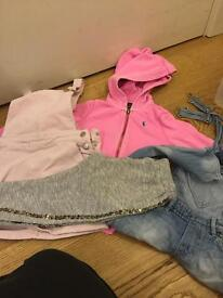 Small job lot good quality good condition girls clothes age 4/5 5 Ralph, Zara, h&m