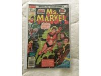 Ms Marvel #1 1976 Marvel comic
