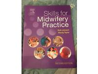 Skills for midwifery practice, by Ruth Johnson and Wendy Taylor