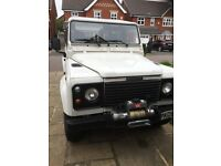Land Rover Defender 90 (LHD) County TD5