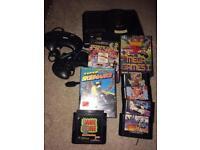 Sega Megadrive console bundle