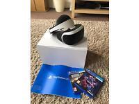 PlayStation VR full equipment
