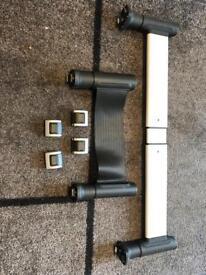 Skoda superb boot restraint kit