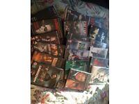 Joblot bulk dvds x 19 perfect for resale carboot Films Action Horror Commedy TV