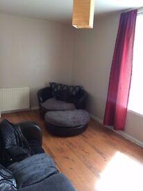 Cowdenbeath – 1 bed ground floor flat. GCH & DG. £375 pcm