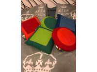 X5 children cushions