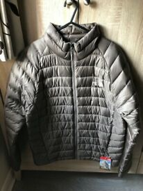 BRAND NEW! The North Face Falcon Brown Jacket (Size M)