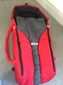 Phill and teds carrycot