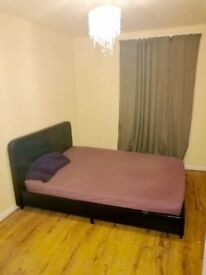 CHEAP DOUBLE BED, NEWLY CONDITION, INCL. MATTRESS! Price can be comprimised for urgent sale.
