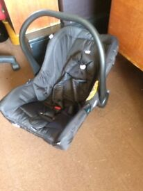 car seat in good condition only £5