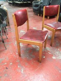 Chairs x26 £3 each