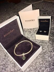 Pandora Bracelet (set)