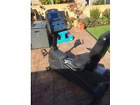 Johnson R7000 exercise bike