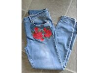 Womens jeans size 12