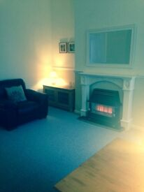 1 bed flat Ashton Lane Ends . S/C GCH F/F. Clean and comfortable , small outside space