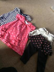Girls clothes age 1-2