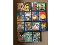 Mega Drive plus Games