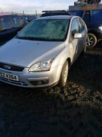 2005 tdci ford focus for breaking