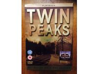 Twin Peaks gold box edition original episodes