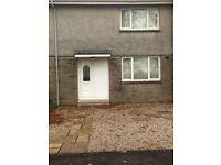 2 bedroomed terraced house for rent in moffat