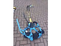 adult size rock climbing safety equipment
