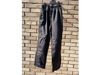 Childs waterprook overtrousers