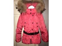 Moncler girls 100% genuine coat
