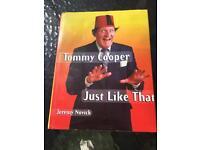 Tommy Cooper Hardback
