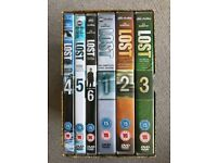 LOST dvd box set