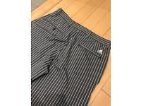 New unworn Addidas golf pants (shorts) size 34