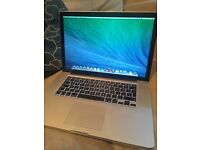 Mac Book Pro 15inch Mid 2012