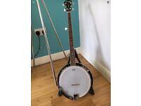 Banjo - Tanglewood Union Series TWB 18 5M
