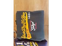 Adults superdry hoodies, like new condition and genuine.