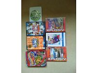 Computer CD ROM Games (7)