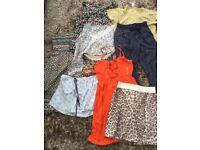 Girls/Ladies Bundle of clothes. VGC. Size ladies 10 -12. Torquay.