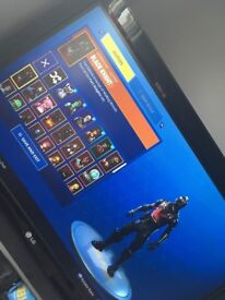 Fortnite Skull Trooper Account and more