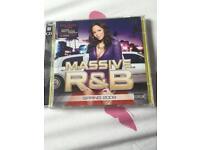 Massive r&b spring 2009 cd album