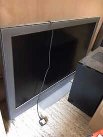 40inch Sony Bravia TV - flat screen